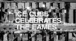 It's Friday: Ice Cube, architecture critic, discusses the influence of Charles & Ray Eames