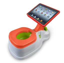 Worst. Toy. Ever. The iPotty with Activity Seat for iPad