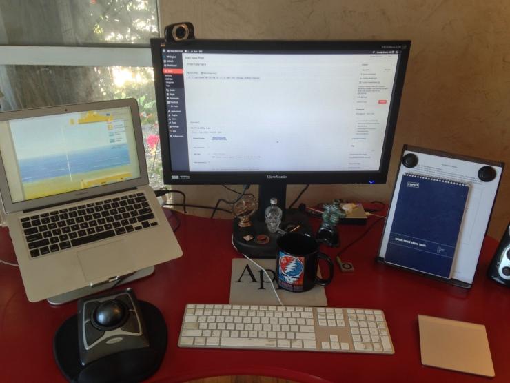 Wordpress - new post