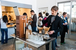 Coffee is the next big thing for Venture Capital? Count me in!