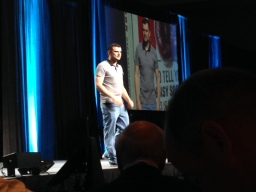 Gary Vaynerchuk's keynote talk on the future of A/E/C business development at PCBC 2014
