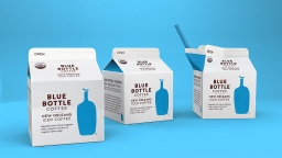The future of iced coffee may be coming to a grocery store near you… in a carton?