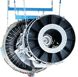 Can a hybrid jet engine and battery combo help California meet renewable energy goals?