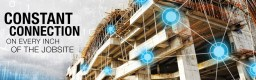 DEWALT's WiFi Mesh technology will connect job sites, enable IoT